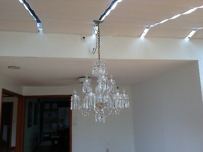 Waterford Crystal Granmore 9 Arm Chandelier