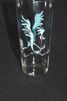 Roadrunner Pepsi Drinking Glass 1973 Collector Series Warner Bros. Looney Tunes