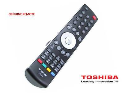 Genuine Remote Control For Toshiba Tv Ct-90283 Ct- 90329