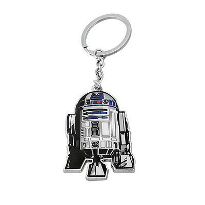 Licensed Star Wars Metal Keyring - R2D2