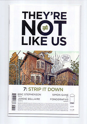 They're not like us #7 *Image*
