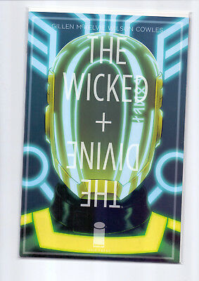 The wicked and the divine #7 *Image*