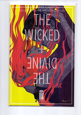 The wicked and the divine #5 *Image*