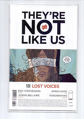 They're not like us #13 *Image*