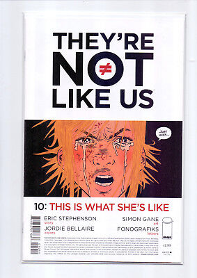 They're not like us #10 *Image*