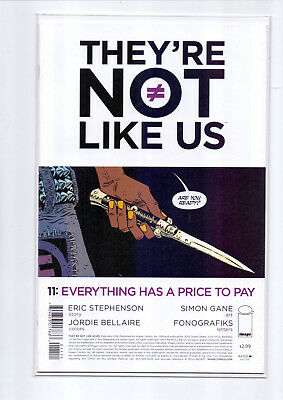 They're not like us #11 *Image*