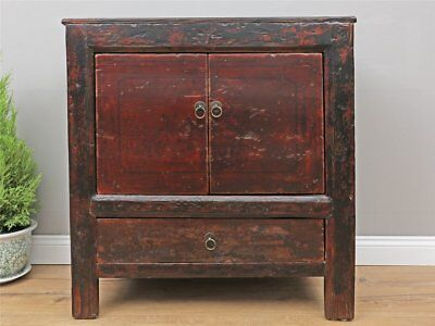 Antique Chinese Dresser Bedroom Living Room Solid Wood China Y573