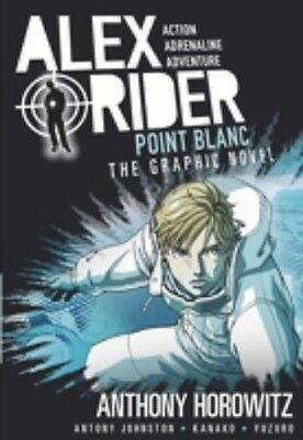 Alex Rider / Point Blanc Graphic Novel / Anthony Horowitz 9781406366334