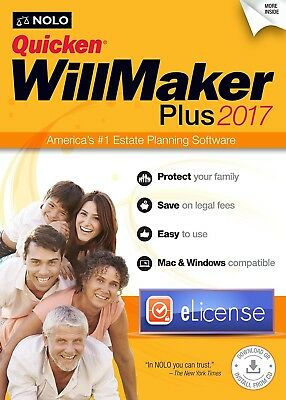 Quicken Willmaker Plus 2017 (Win)