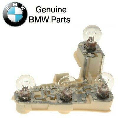 For BMW X3 F25 Left or Right Outer Bulb Carrier For Fender Taillight Genuine