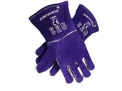 Parweld Reversible Welding Gloves Gauntlets