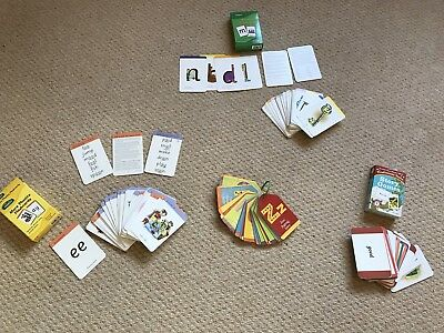 Read Write Inc. Phonics Flashcards by Ruth Miskin bundle with Story Telling