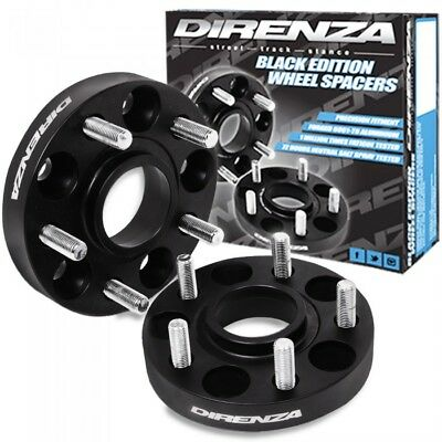 DIRENZA 30mm FORGED ALUMINIUM 5x127 WHEEL SPACERS FOR JEEP GRAND CHEROKEE 99+
