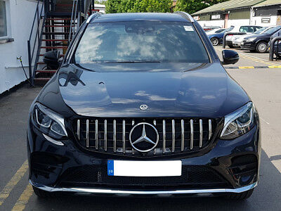 AMG GLC63 Panamericana Grille Models without 360 camera