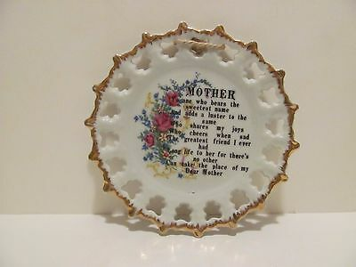 """Vintage Brinn's Of Pittsburgh Pa,-----Made In Japan---""""mother""""--T1831"""