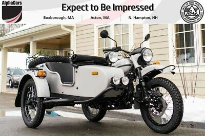 2018 Ural Gear Up 2WD Aurora Classic  Custom Color Updated Model Reverse Gear Financing & Trades