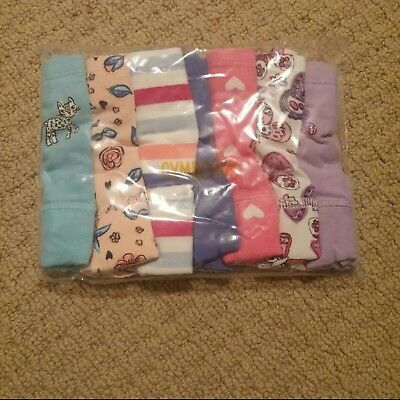 NWT Gymboree Girls underwear 5-6