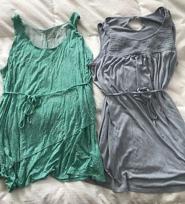 Motherhood Maternity Lot Tops Large