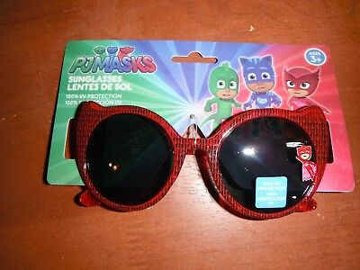 NEW Girls PJ Mask Owlette Sunglass Fit Ages 3+