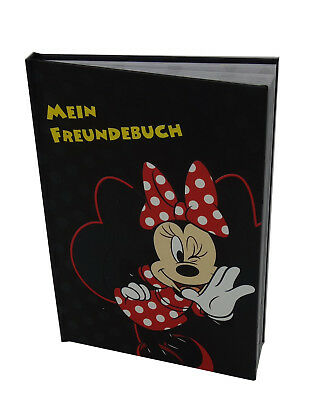 Minnie Mouse Freundebuch Micke Mouse Disney Freunde Buch