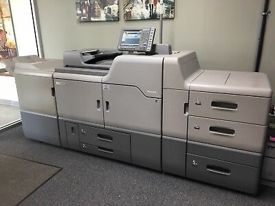 Ricoh 751 Ex Color Copier With Firey Controller