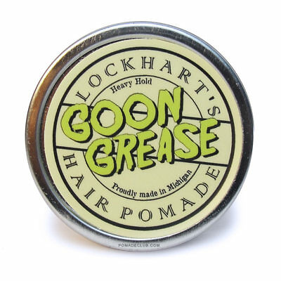 Lockhart's Goon Grease Heavy Hold Hair Pomade 1oz