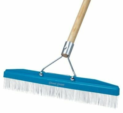 Groom Industries Grandi Groom Carpet Rake classic 1 Groom Industries