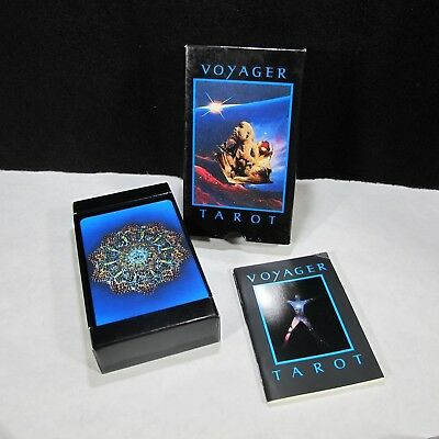 VOYAGER TAROT DECK- Vintage 1984 in Near MINT Condition