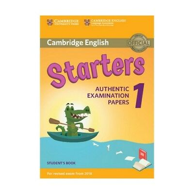 Cambridge English Young Learners Test Starters 1 for revised exam from 2018, S..
