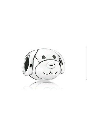 Original Pandora Element Charm 791707 Liebevoller Hund Neu in OVP New /297