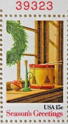 15 Cents Season's Greetings US Postage 1 Sheet 20 Stamps