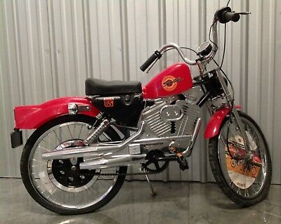 NEW 1994 Harley Davidson Sportster Bicycle  AWESOME