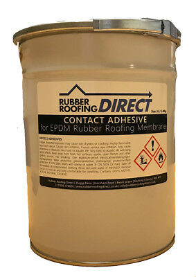Contact Bonding Adhesive Glue for EPDM Rubber Roofing