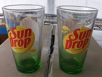 A LOT of 2 new Sundrop glasses