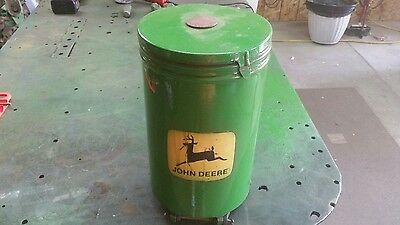 John Deere 71 seed hopper complete  box JD 71 1 row 2 row 3 row planter corn