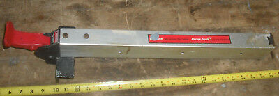 Craftsman Table Saw  Rip Fence, self-aligning