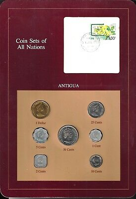Coins Of All Nations - Antigua