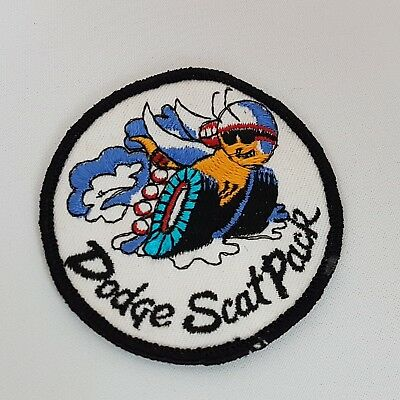 NEW Old Stock Original Vintage 1970's Dodge Scat Pack Muscle Car Patch