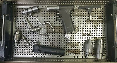 Synthes 511.701 Compact Air Drive II surgical drill system