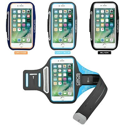 GBOS® New Light Weight Jogging Gym Armband For iPhone 8 8 Plus 7 Plus 6 6S Plus