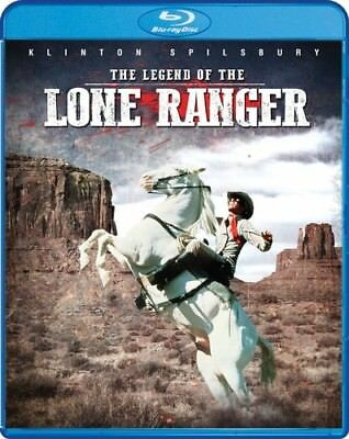 Legend Of The Lone Ranger 011301208026 (Blu-ray Used Like New)