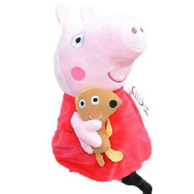 19CM/7.5inch Peppa Pig Family Stuffed Soft Figures Toy Plush Kids Lovely Baby