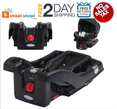 NEW Graco SnugRide Click Connect 30/35 LX Secured Safe Infant Baby Car Seat BASE