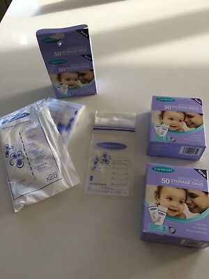 Lansinoh breastmilk storage bags 122 Pieces