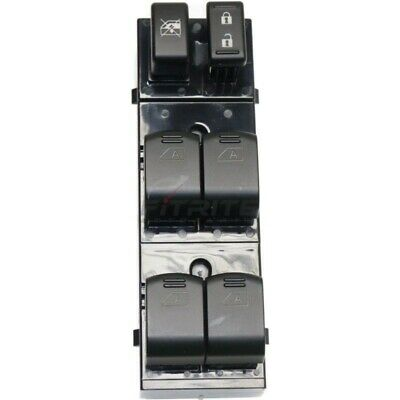 New Front Left Side Window Switch For 2009-2013 Infiniti G37 25401Jk42E