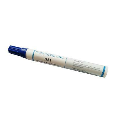 951 10ml Capacity Free-cleaning Soldering Flux Pen for Solar Cell & FPC/ PCB Hot