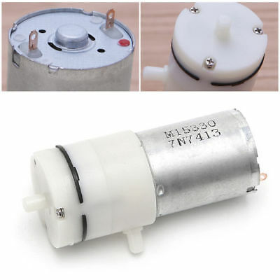 Electric DC 12V Micro Vacuum Air Pump Booster For Medical Treatment Instrument