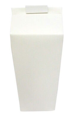 2 pint Unprinted Hoppers x 100 Disposable Hoppers