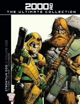 2000 AD The Ultimate Collection Strontium Dog Volume One Issue 7