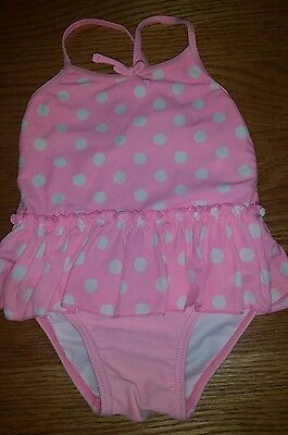 Baby Girl Toddler Swimsuit Bathing Suit Size 18-24 Months